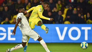 Simon continues scoring run in Nantes draw