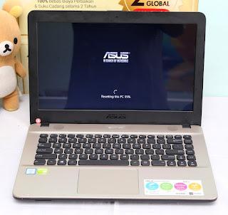 Laptop Gaming Asus X441U Bekas