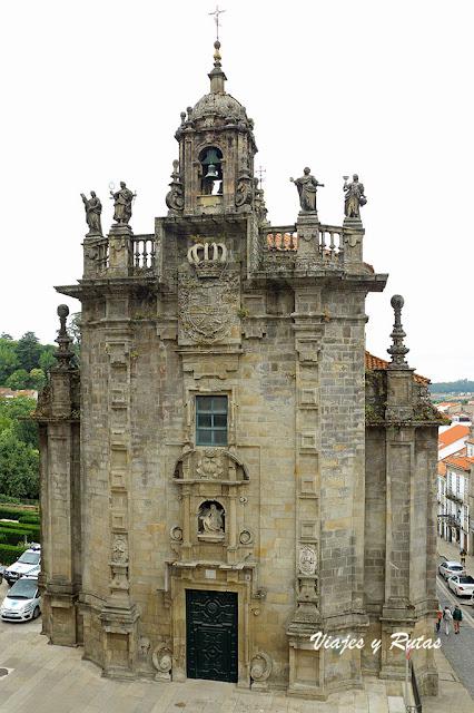Iglesia de San Fructuoso, Santiago de Compostela