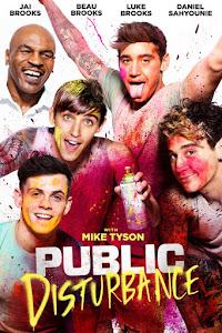 Public Disturbance Poster