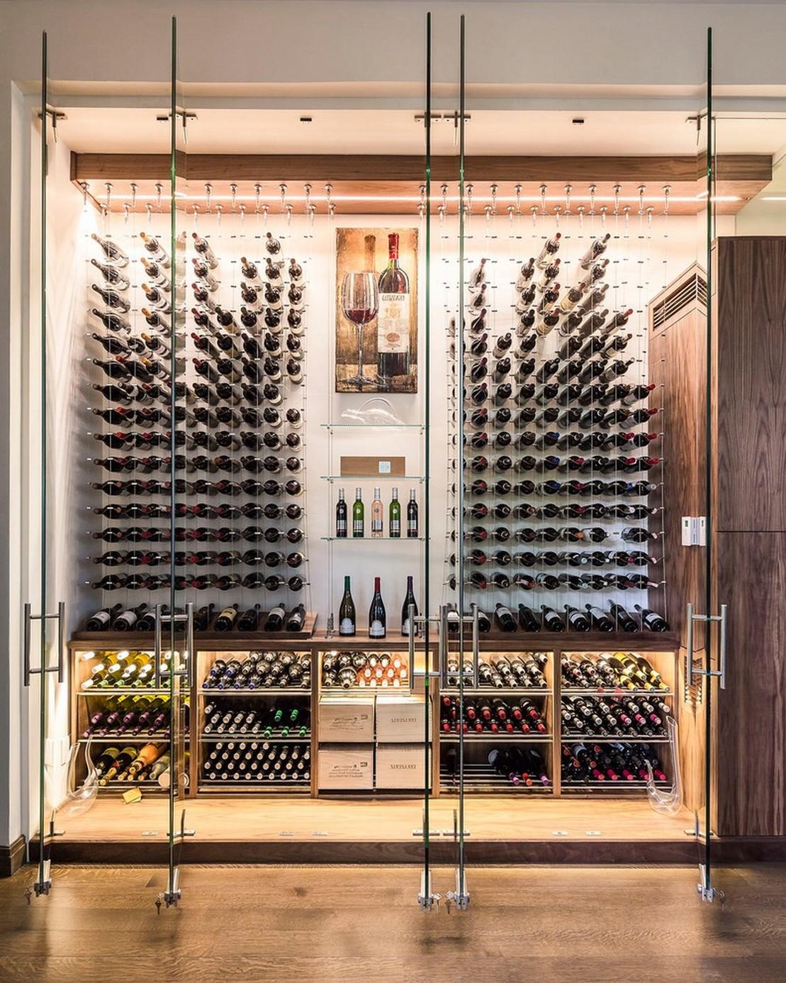 Great Concept of Cellar Decor Concept