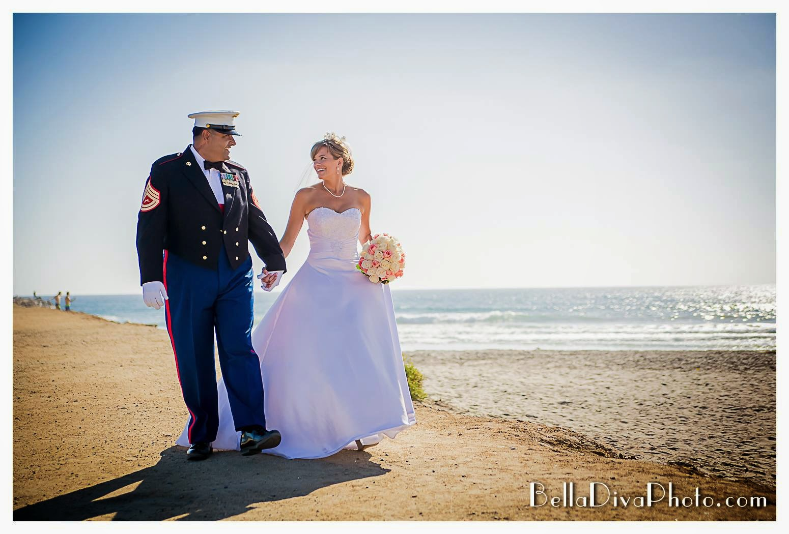 And Pretty Sweet That I Got To Be The First Photograph An Even At Brand New Casa Del Mar Beach Resort On Camp Pendleton