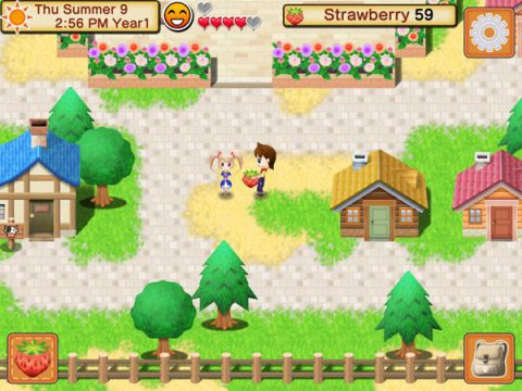 download harvest moon tanpa emulator di android