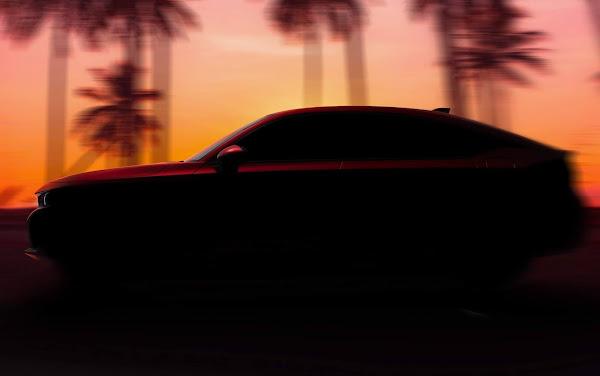 Novo Honda Civic 2022 Hatchback será lançado este mês