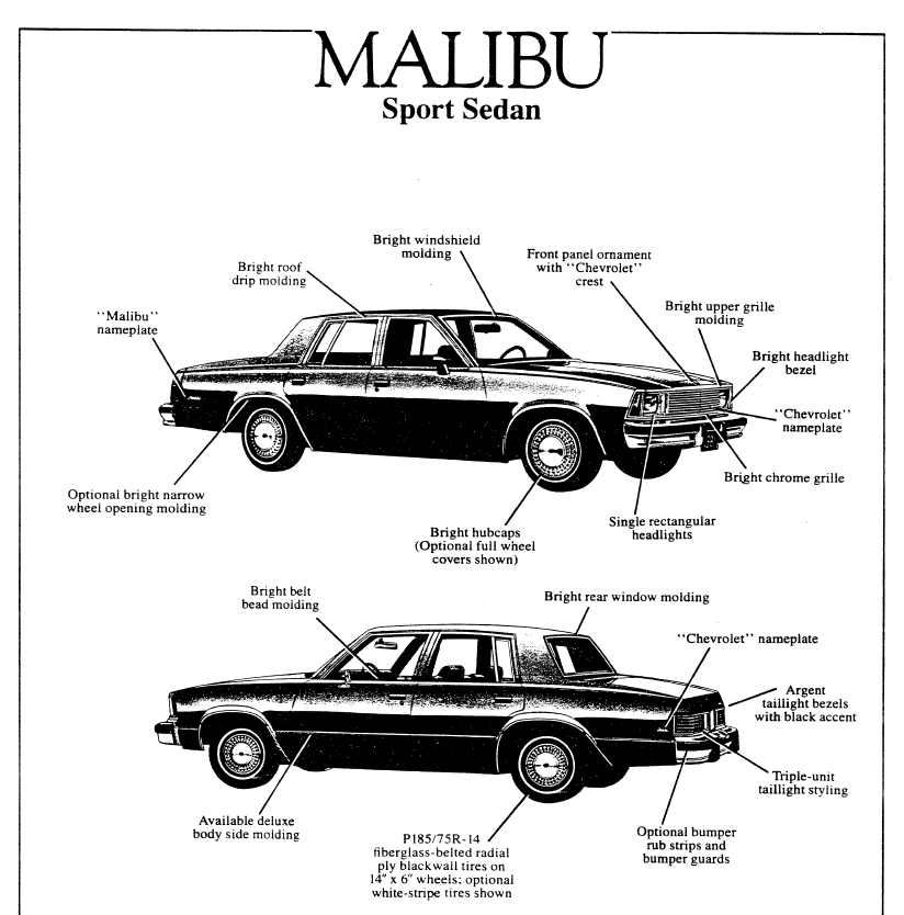 Desert Duty: The Story of the 'Iraqi Taxi' Malibus of 1981