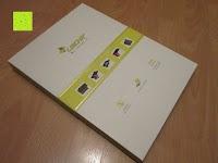 Verpackung: Sharon Galaxy NotePRO 12.2 Hülle mit magnetisch befestigter Bluetooth Tastatur und integriertem Touchpad | Ultraslim Schutzhülle | deutsches Layout | Tastatur herausnehmbar