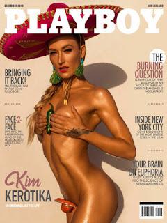 Playboy Nueva Zelanda – Diciembre 2019 PDF digital