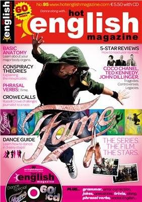 Hot English Magazine - Number 95