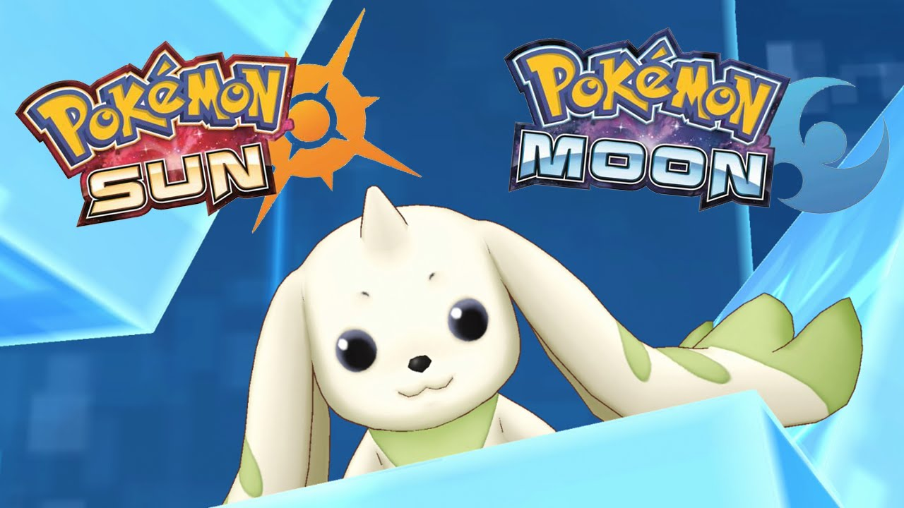 Pokemon: Sun And Moon