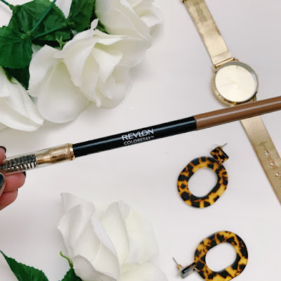 What's in my Makeup Collection- Favorite Makeup Products- Revlon Colorstay Eyebrow Pencil