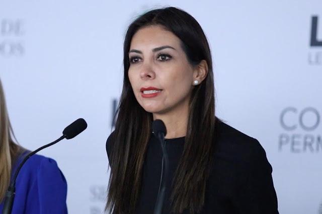 Pide Alejandra García al Ejecutivo Federal apostar al diálogo y la construcción de consensos y acuerdos