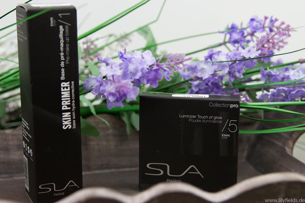 SLA - Skin Primer und Luminizer Touch of glow
