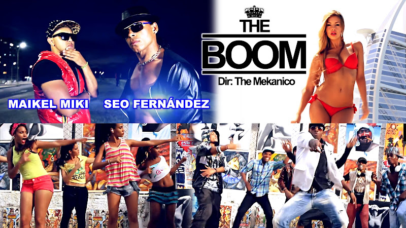 Seo Fernández & Maikel Miki - ¨The Boom¨ - Videoclip - Director: The Mekanico. Portal Del Vídeo Clip Cubano