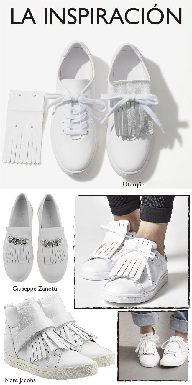 Dare to DIY: DIY | Zapatillas inspiradas en Marc Jacobs