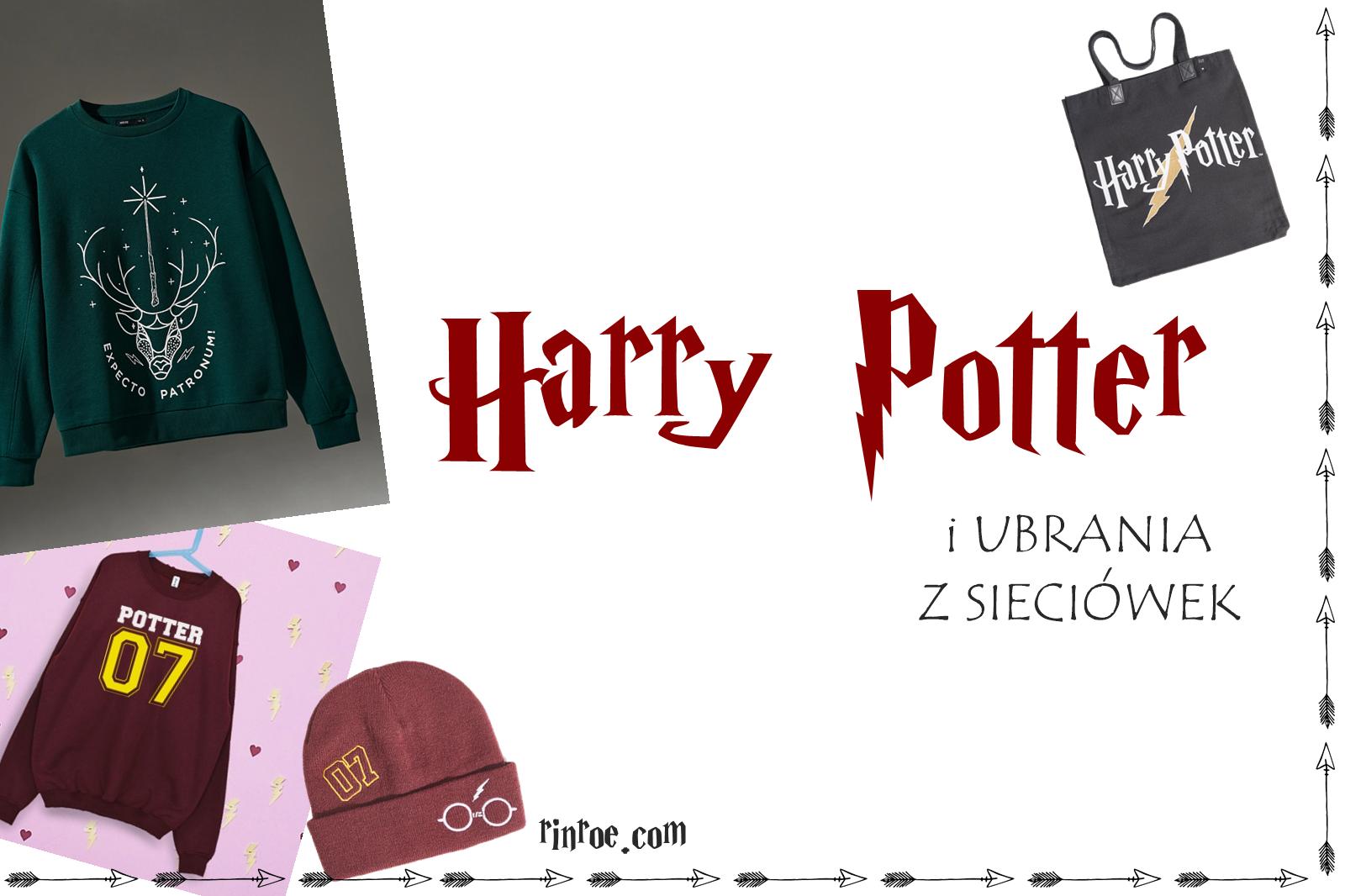 Bluzy i Koszulki z Harry'ego Potter'a