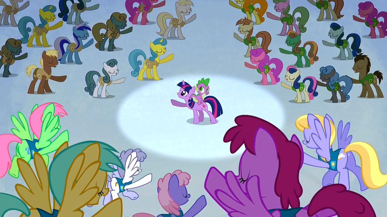 Equestria Daily - MLP Stuff!: 11/66 Days of Pony - Winter ...