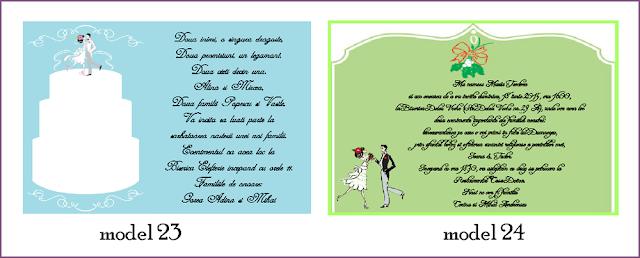 Invitatii Nunta Magnet