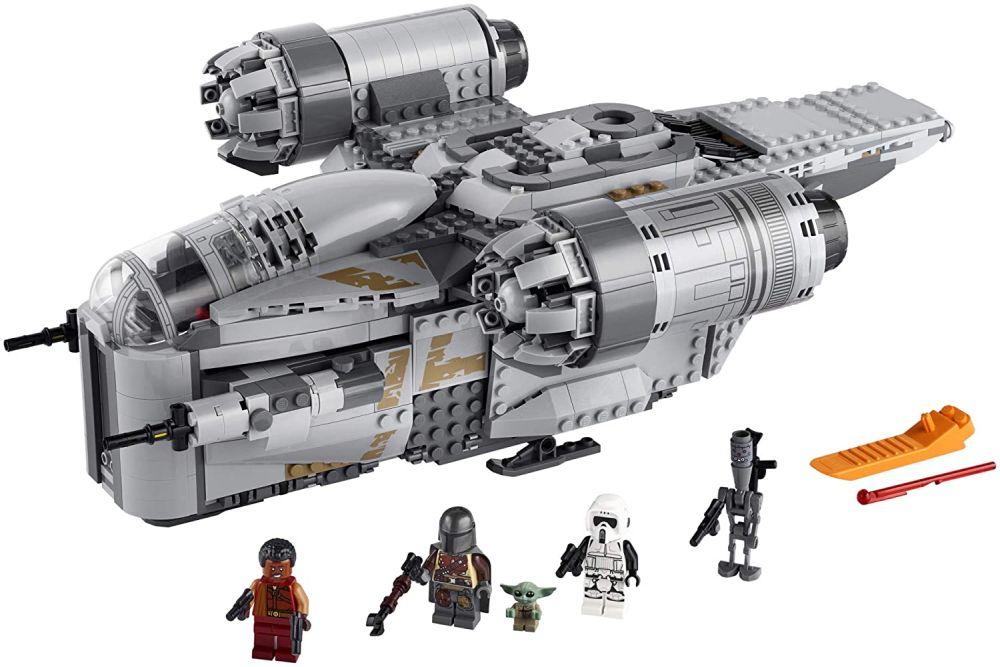 Лучший конструктор 2021 LEGO Star Wars The Razor Crest
