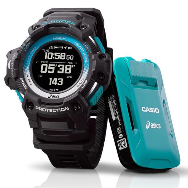 ก้าวสู่ยุคการวิ่งเพื่อสุขภาพแบบมืออาชีพกับ  GSR-H1000AS-1x  CMT-S20R-AS
