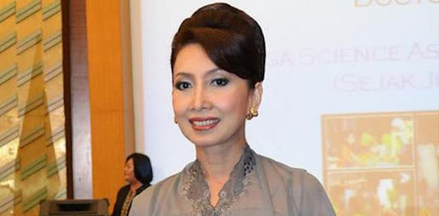 Ada Satu Wanita Cantik Di Wantimpres Jokowi, Siapakah Dia?