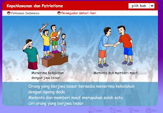 Sikap Kepahlawanan dan Patriotisme Dalam Perwujudan Sehari-hari