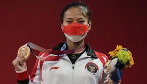 Windy Cantika Aisyah Harus Puas Dengan Medali Perunggu
