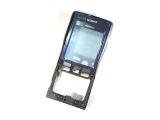Casing Depan Frame Depan Nokia N91 8GB Original 100%