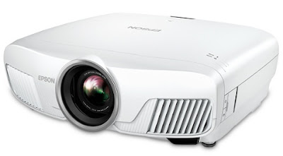 EPSON 5040UBE Home Theater Projector