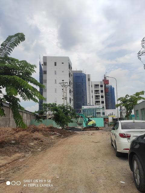 Tiến độ chung cư Thuận Giao Phát Tháng 6/2020