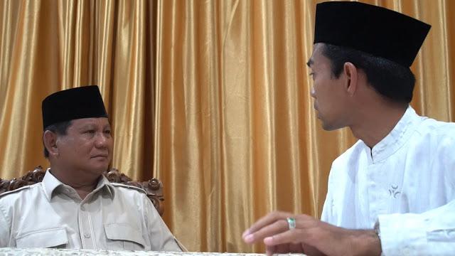 Ustaz Abdul Somad Mampu Sentuh Sisi Kebatinan Warga NU