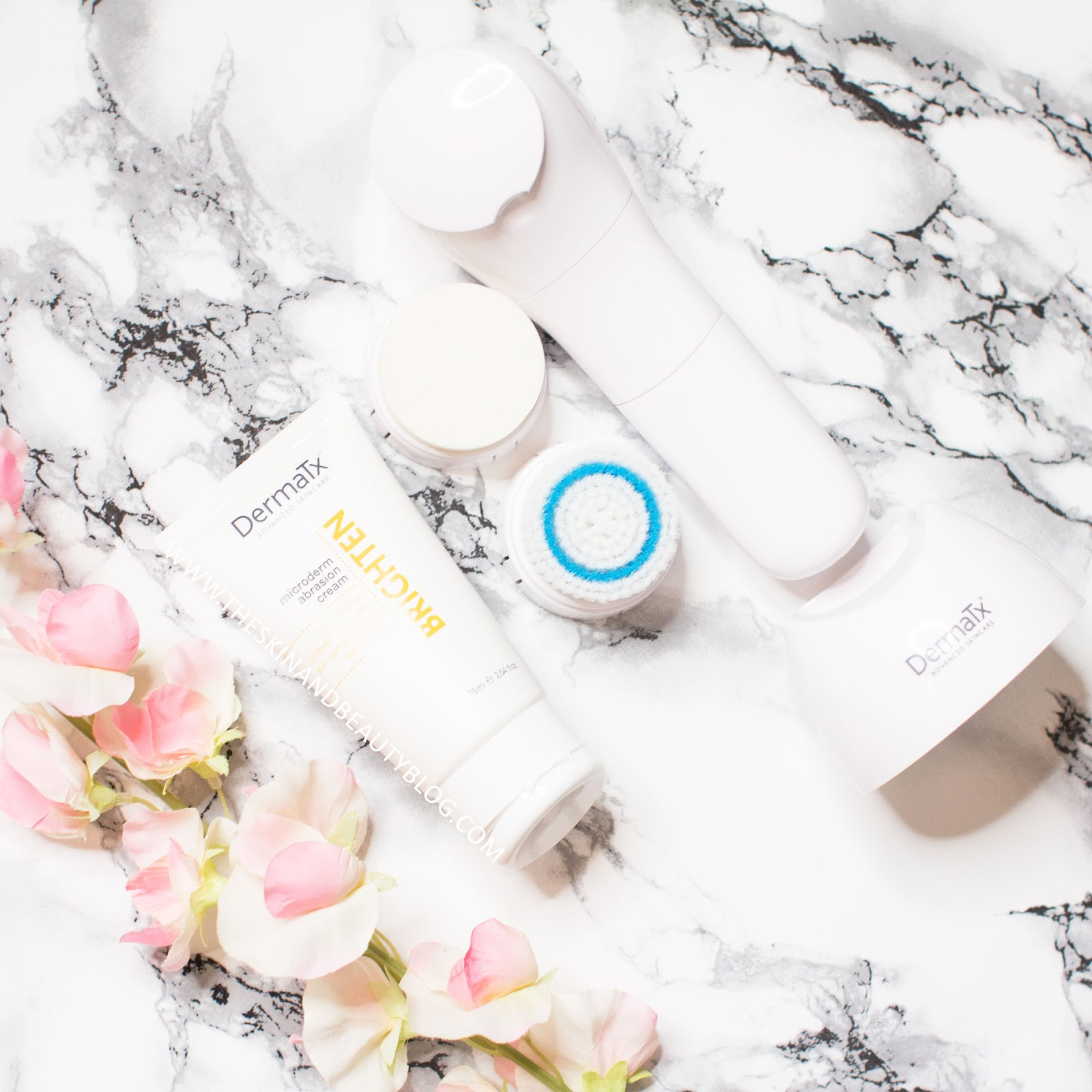 DermaTx Microdermabrasion Brighten System Review