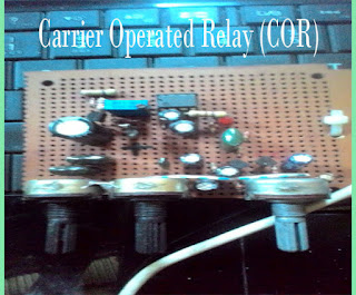 Carrier Operated Relay (COR)