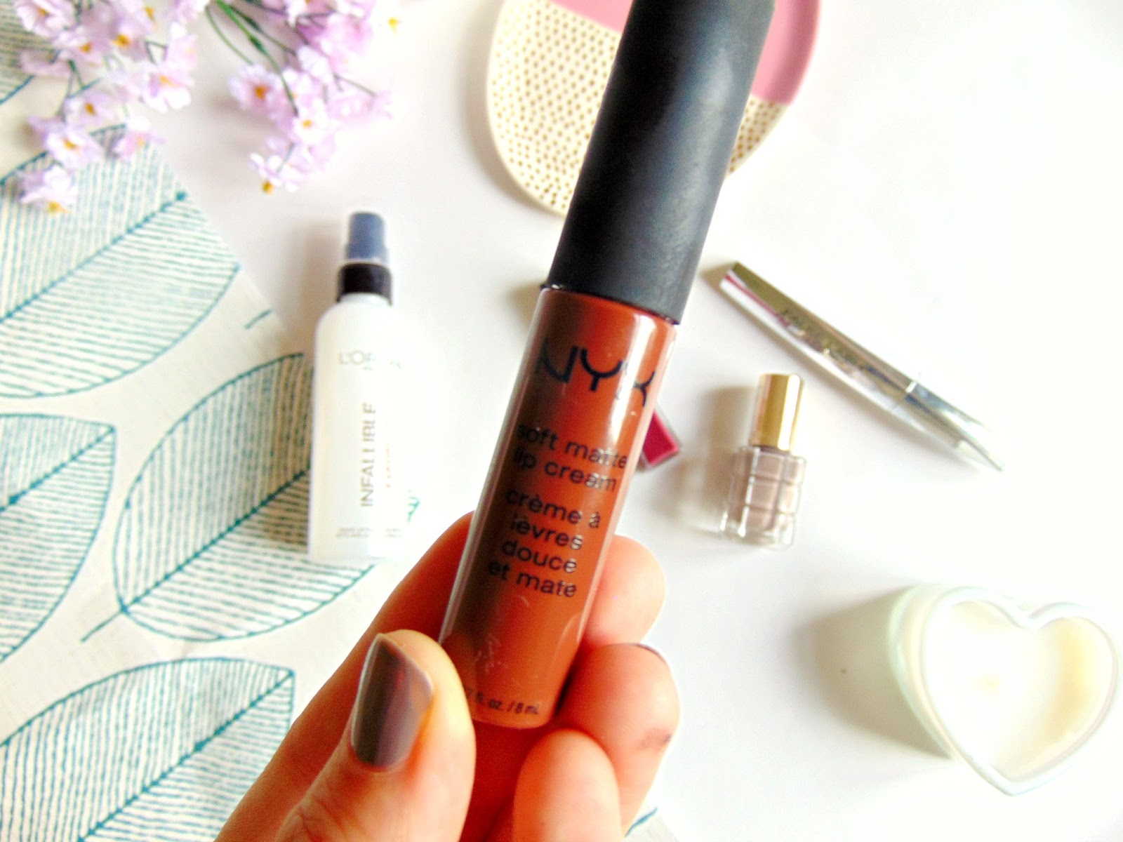 NYX Soft Matte Lip Cream - Dubai