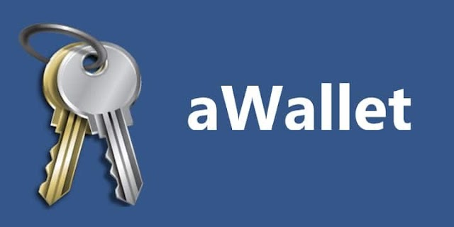 aWallet Password Manager - Applicazione per tenere al sicuro le nostre password