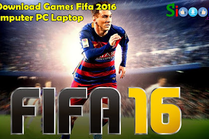 Get Free Download and Play Game Fifa 2016 on Computer Laptop Crack Latest Version