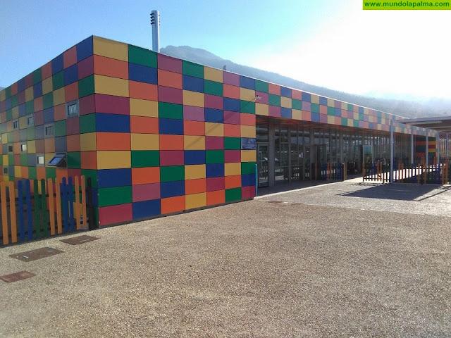 Abierto el plazo de inscripción en la Escuela Infantil Municipal de Los Llanos de Aridane