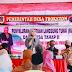 Pastikan Warga Pedan, Klaten Terdampak Covid -19 Terima Bantuan, Bupati Klaten Kunjungi lima Desa Di Kecamatan  Pedan