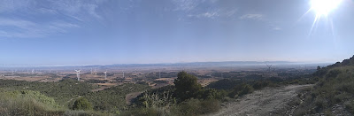 "zona de ""La Lomaza"", Zuera"
