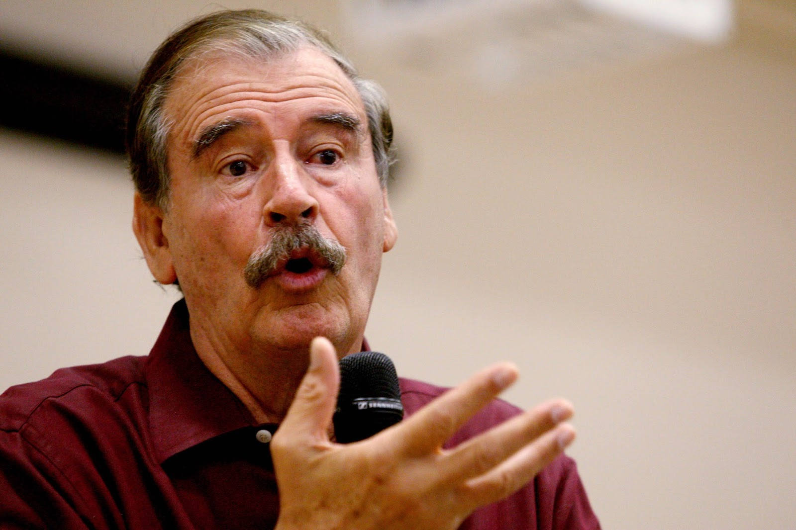 Fox Y Morales llevan a través de las redes un cruce de declaraciones por la crisis de Venezuela
