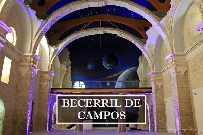 Lugares imprescindibles de Becerril de Campos
