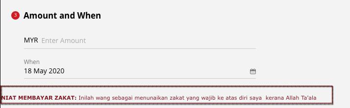 Zakat Fitrah, Covid-19, Bayar Zakat Online, Rawlins GLAM, CIMB Clicks, Kita Jaga Kita, Stay At Home,