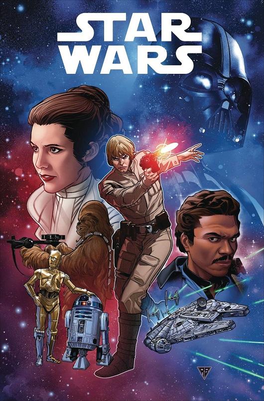 Cover of Star Wars Vol1 Destiny Path Tp