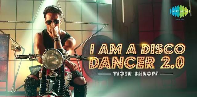 TIGER SHROFF -I AM A DISCO DANCER 2.0 -Benny Dayal