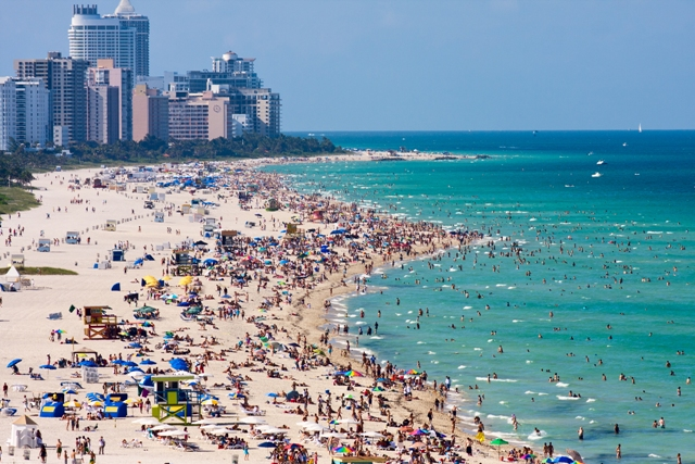 Playas y lugares de Miami para disfrutar en verano