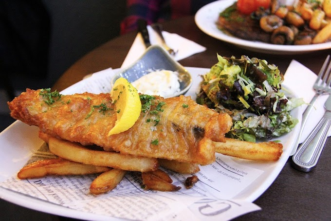 Fish And Chips-The Best Fish And Chips Recipe Ever