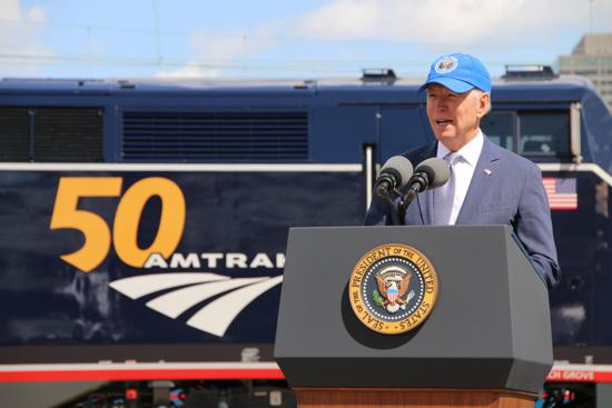 Amtrak 50th Anniversary 1971-2021