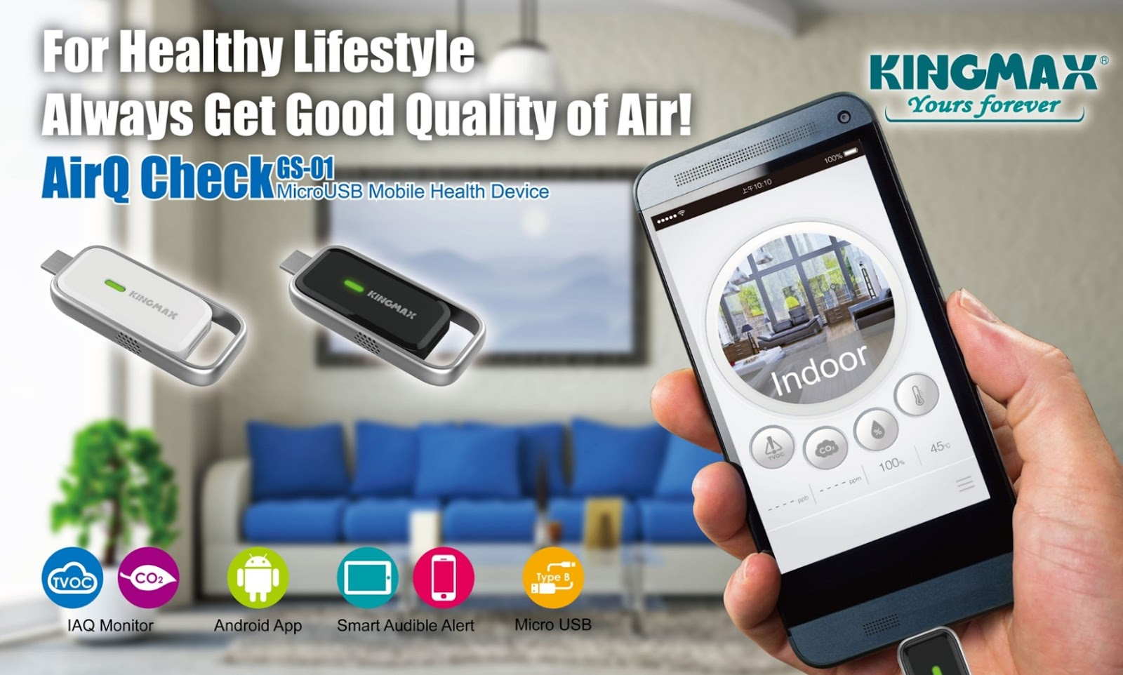 KINGMAX Smart Living