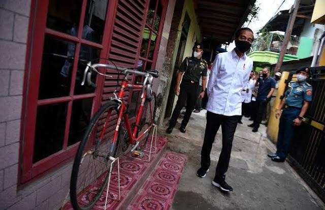 Jokowi: Pemerintah Tidak Ada Melarang Ibadah, yang Kita Atur Peribadatannya