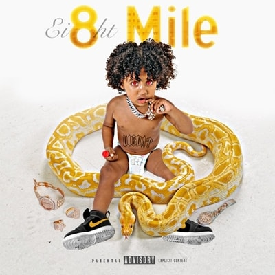 DigDat - Ei8ht Mile (2020) - Album Download, Itunes Cover, Official Cover, Album CD Cover Art, Tracklist, 320KBPS, Zip album