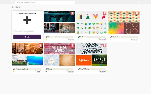إضافة رائعه للمصممين تحتوي على 37 موقع في مكان واحد لـ متصفح Google Chrome